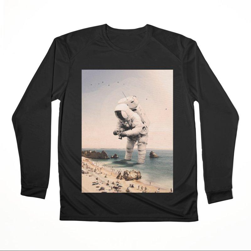 The Speculator Men's Performance Longsleeve T-Shirt by nicebleed