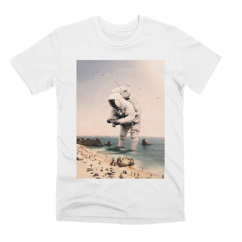 The Speculator Men's Premium T-Shirt by nicebleed