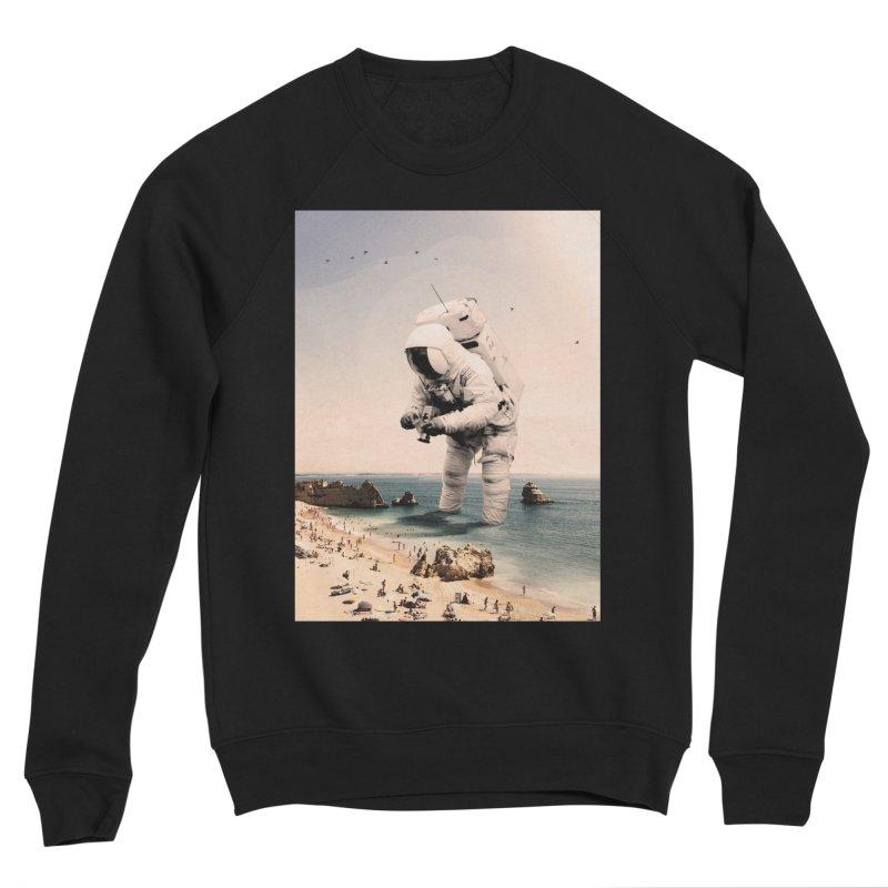 The Speculator Men's Sponge Fleece Sweatshirt by nicebleed