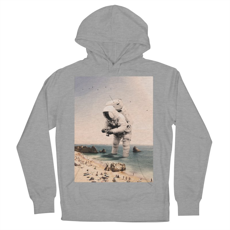 The Speculator Men's French Terry Pullover Hoody by nicebleed
