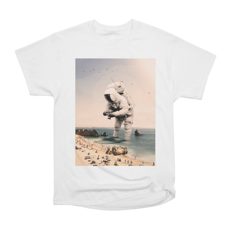The Speculator Men's Heavyweight T-Shirt by nicebleed