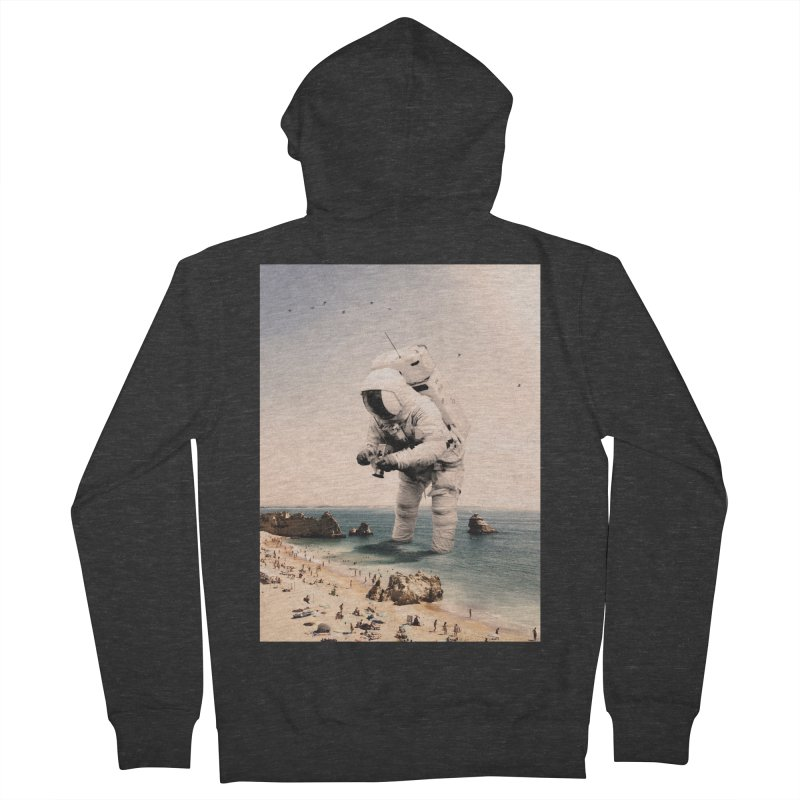 The Speculator Men's French Terry Zip-Up Hoody by nicebleed