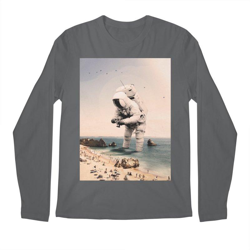 The Speculator Men's Regular Longsleeve T-Shirt by nicebleed