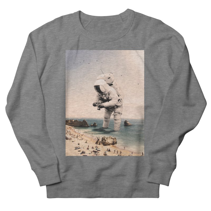 The Speculator Men's French Terry Sweatshirt by nicebleed