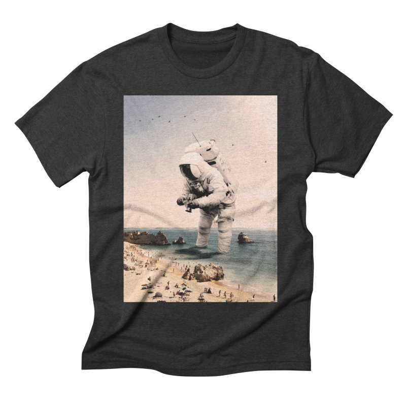 The Speculator Men's Triblend T-Shirt by nicebleed