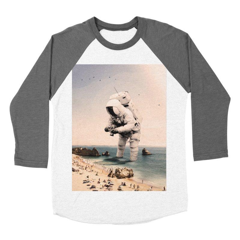 The Speculator Men's Baseball Triblend Longsleeve T-Shirt by nicebleed