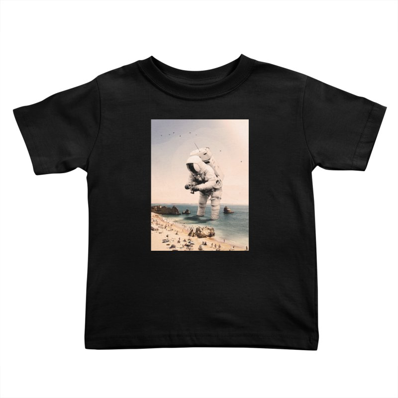 The Speculator Kids Toddler T-Shirt by nicebleed