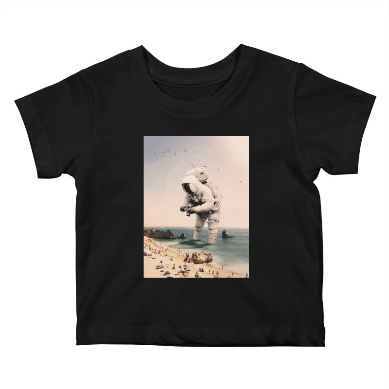 The Speculator Kids Baby T-Shirt by nicebleed