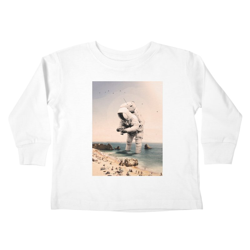 The Speculator Kids Toddler Longsleeve T-Shirt by nicebleed