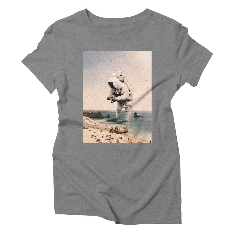 The Speculator Women's Triblend T-Shirt by nicebleed