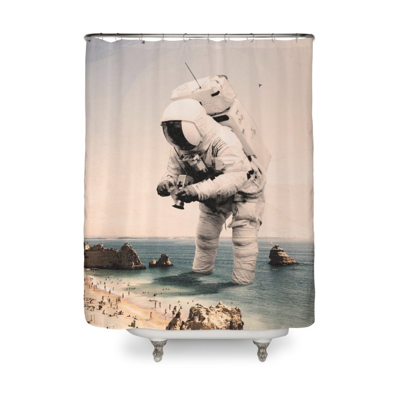 The Speculator Home Shower Curtain by nicebleed