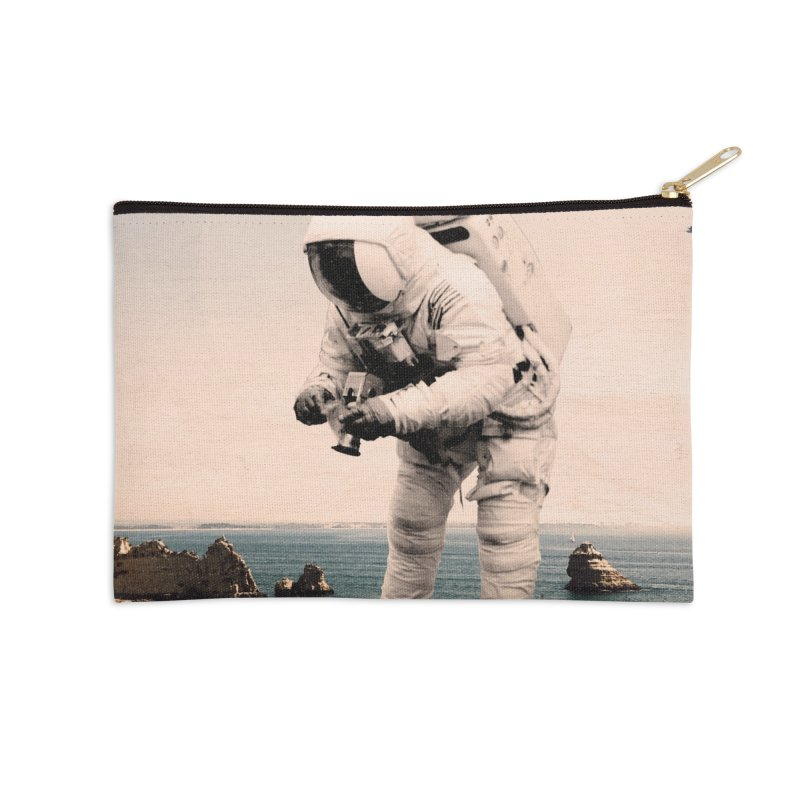 The Speculator Accessories Zip Pouch by nicebleed