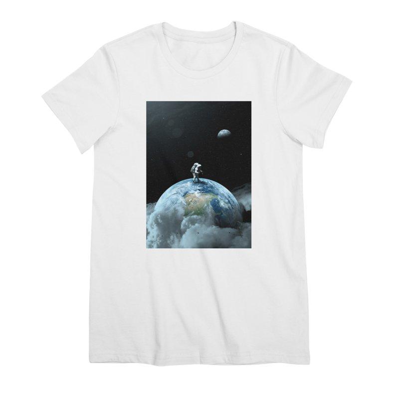 The Speculator II Women's Premium T-Shirt by nicebleed