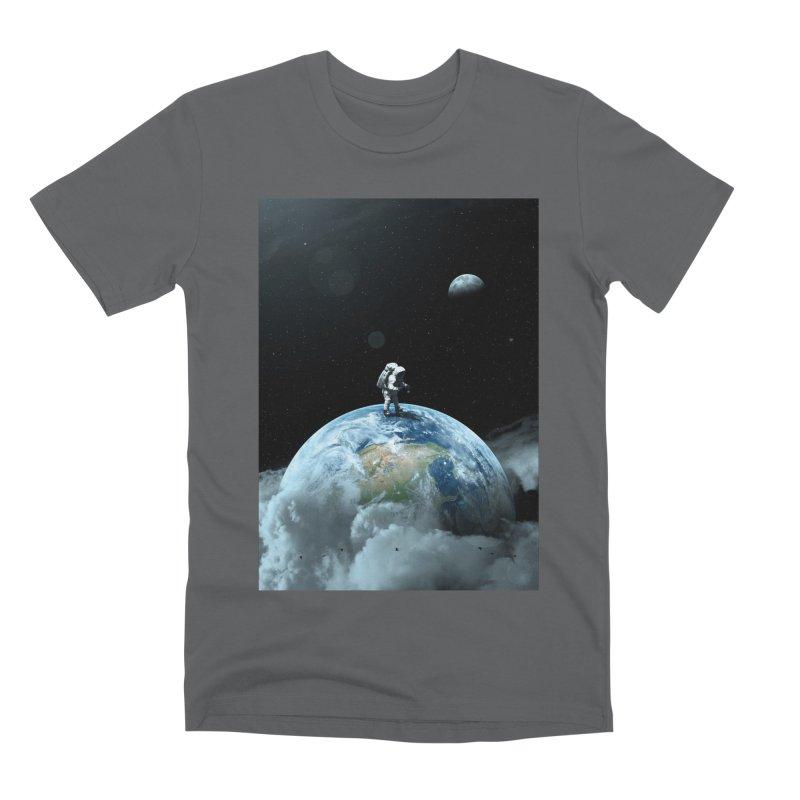 The Speculator II Men's Premium T-Shirt by nicebleed