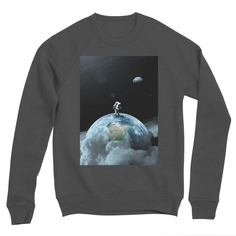The Speculator II Men's Sponge Fleece Sweatshirt by nicebleed