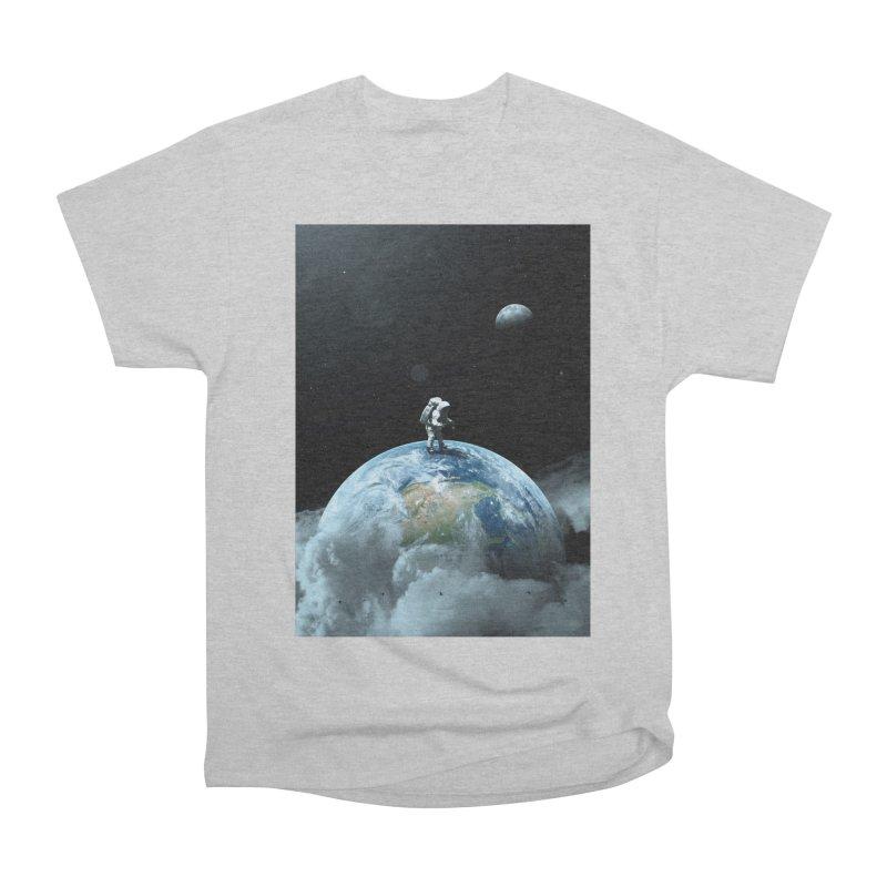 The Speculator II Men's Heavyweight T-Shirt by nicebleed