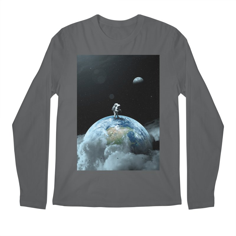 The Speculator II Men's Regular Longsleeve T-Shirt by nicebleed