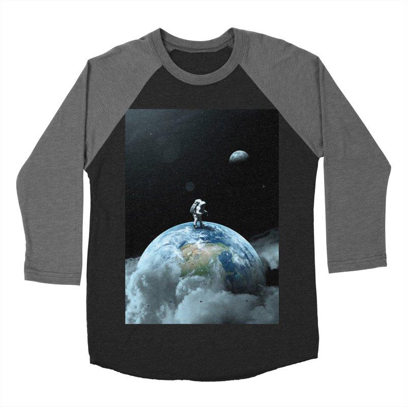 The Speculator II Men's Baseball Triblend Longsleeve T-Shirt by nicebleed