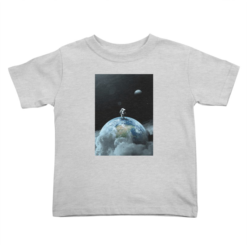 The Speculator II Kids Toddler T-Shirt by nicebleed