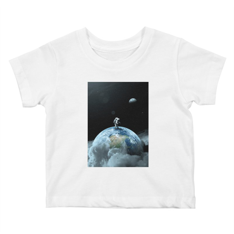 The Speculator II Kids Baby T-Shirt by nicebleed