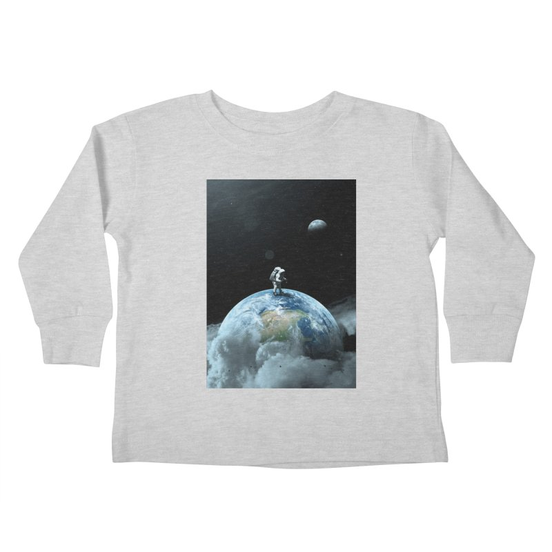 The Speculator II Kids Toddler Longsleeve T-Shirt by nicebleed
