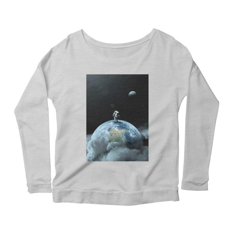 The Speculator II Women's Scoop Neck Longsleeve T-Shirt by nicebleed