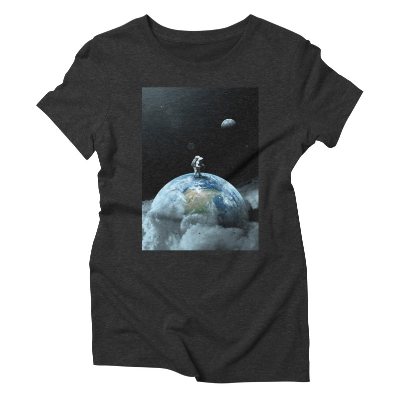 The Speculator II Women's Triblend T-Shirt by nicebleed