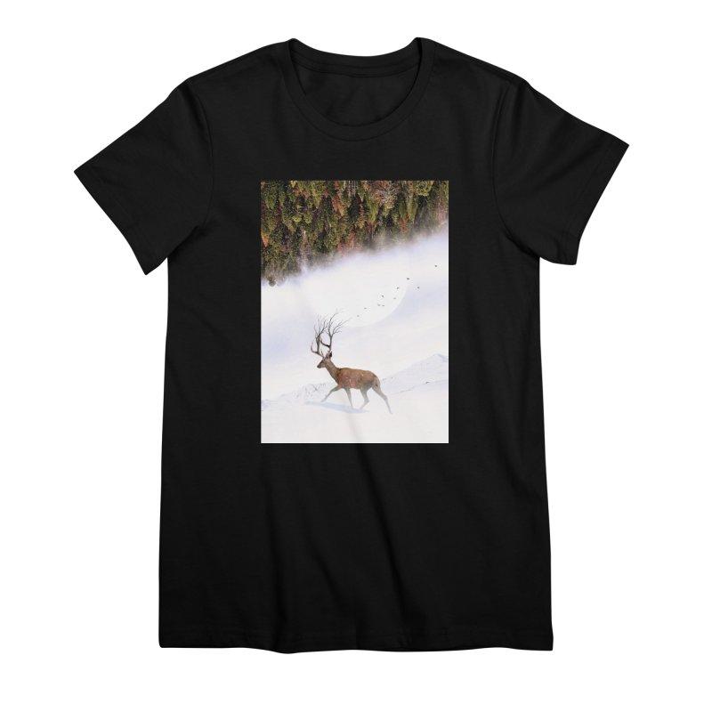 Inevitable Women's Premium T-Shirt by nicebleed
