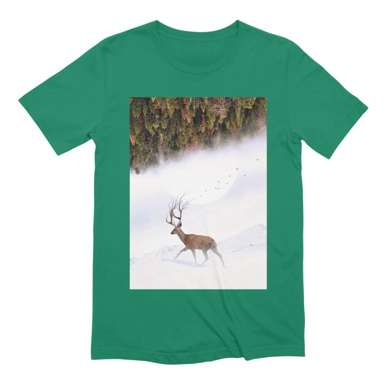 Inevitable Men's Extra Soft T-Shirt by nicebleed