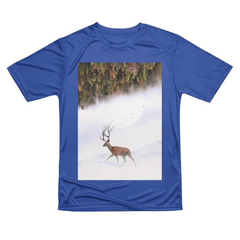 Inevitable Women's Performance Unisex T-Shirt by nicebleed
