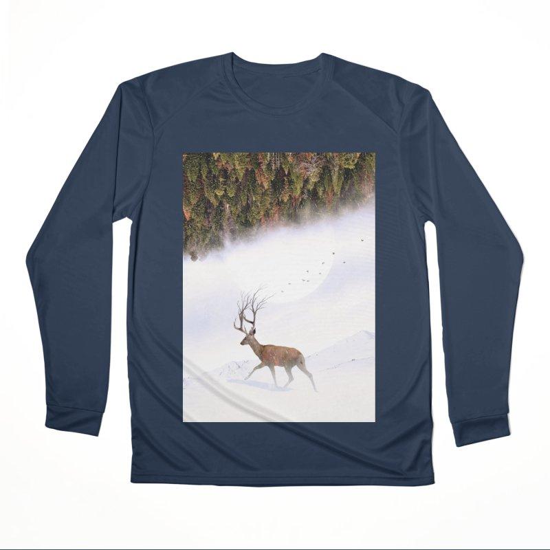 Inevitable Men's Performance Longsleeve T-Shirt by nicebleed