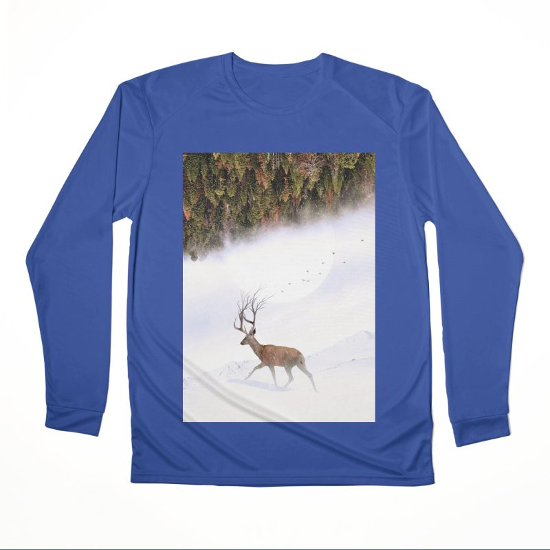 Inevitable Women's Performance Unisex Longsleeve T-Shirt by nicebleed