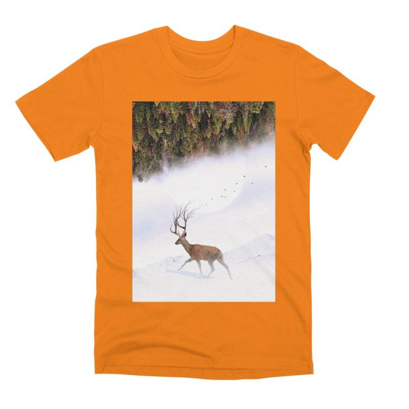 Inevitable Men's Premium T-Shirt by nicebleed