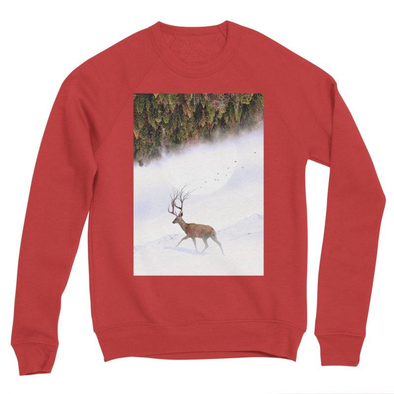 Inevitable Men's Sponge Fleece Sweatshirt by nicebleed