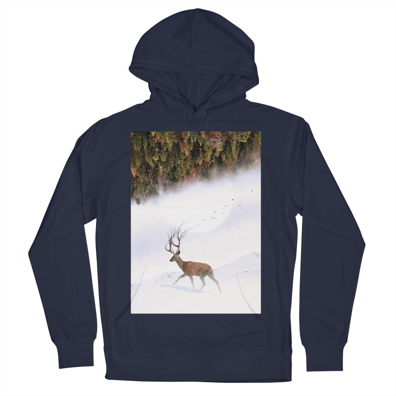 Inevitable Men's French Terry Pullover Hoody by nicebleed