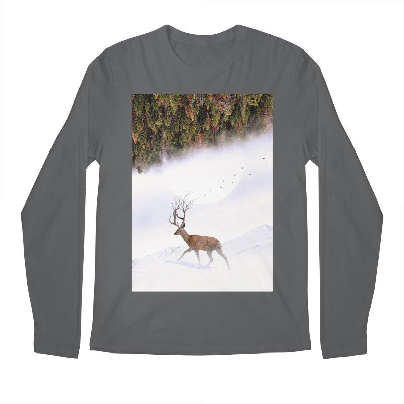 Inevitable Men's Regular Longsleeve T-Shirt by nicebleed
