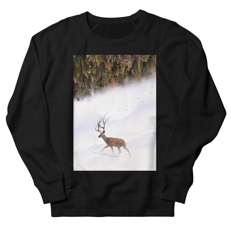 Inevitable Men's French Terry Sweatshirt by nicebleed