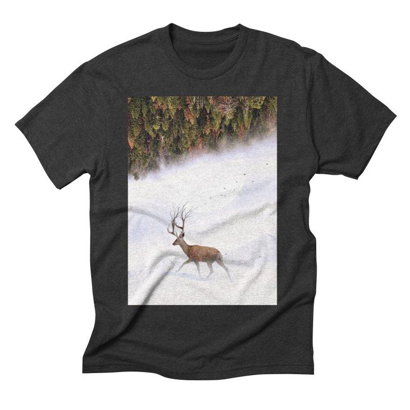 Inevitable Men's Triblend T-Shirt by nicebleed