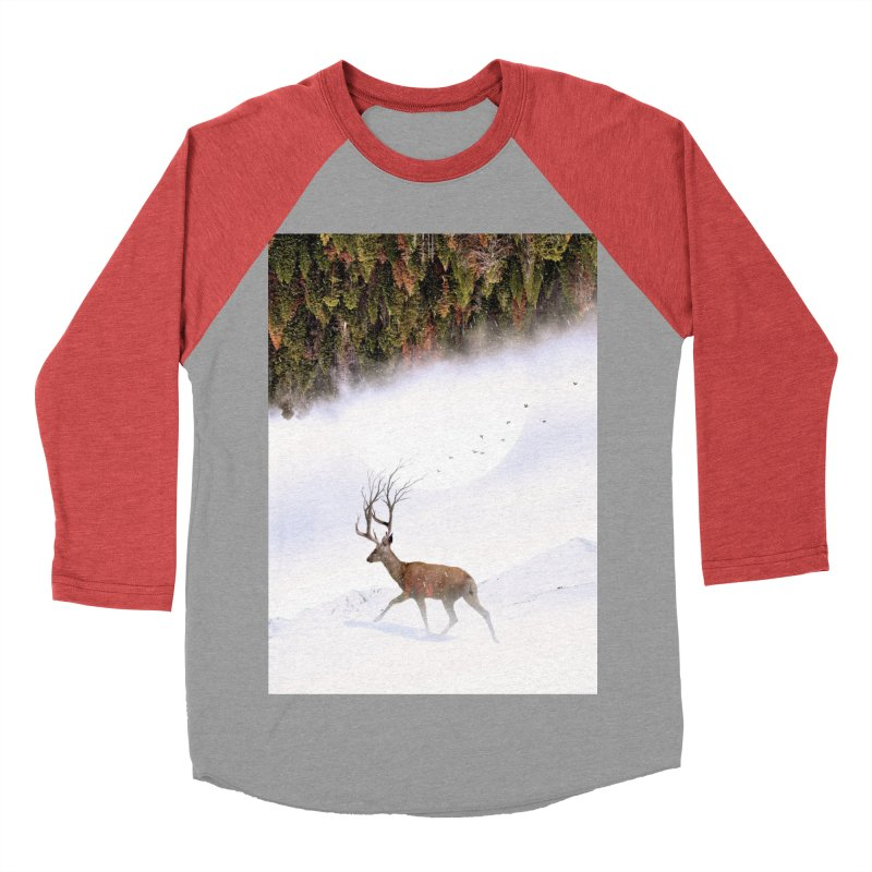 Inevitable Women's Baseball Triblend Longsleeve T-Shirt by nicebleed