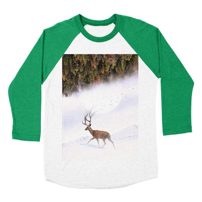 Inevitable Men's Baseball Triblend Longsleeve T-Shirt by nicebleed