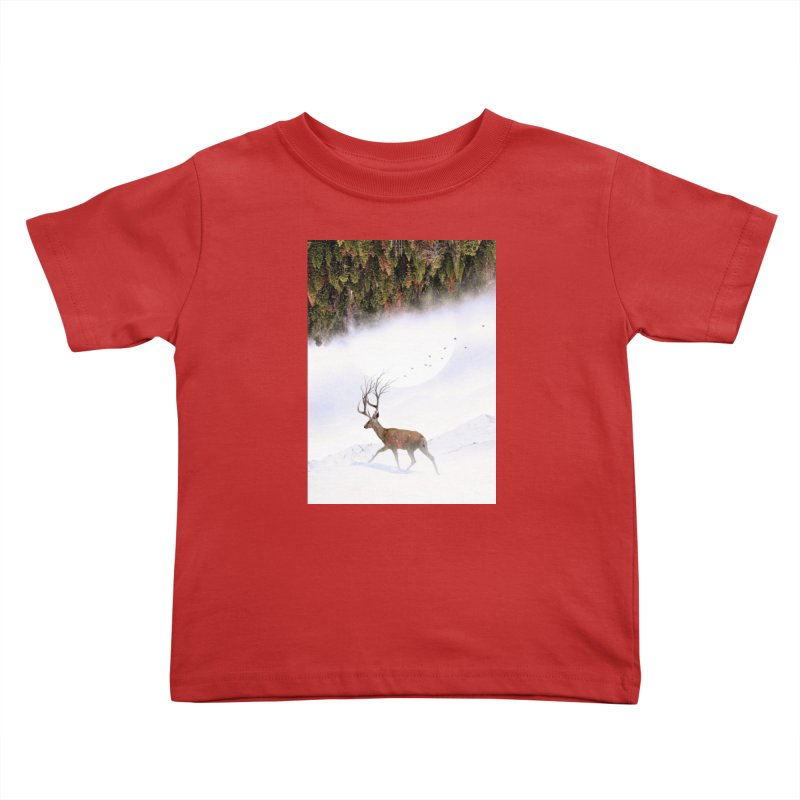 Inevitable Kids Toddler T-Shirt by nicebleed