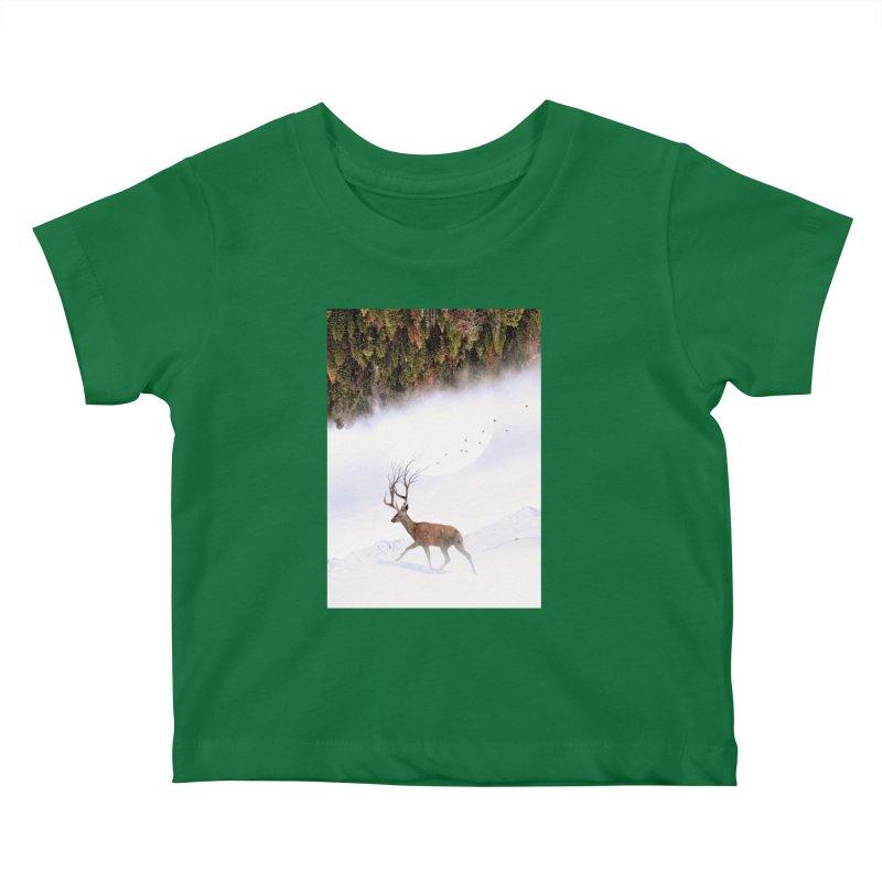 Inevitable Kids Baby T-Shirt by nicebleed