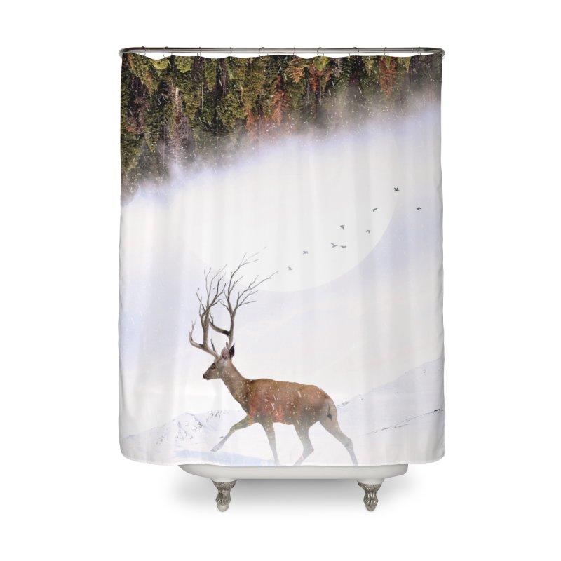 Inevitable Home Shower Curtain by nicebleed