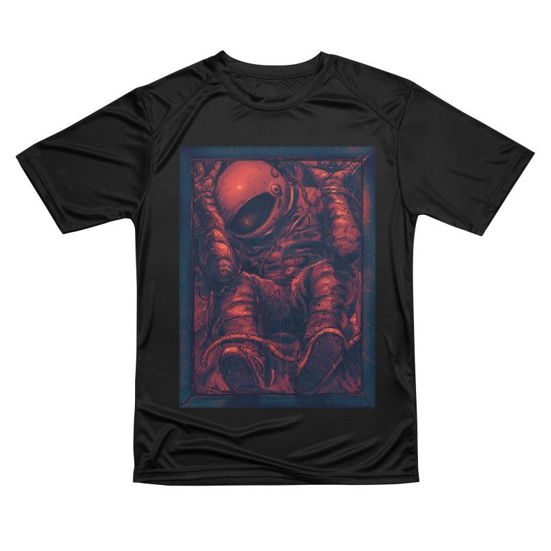 Trapped Men's Performance T-Shirt by nicebleed