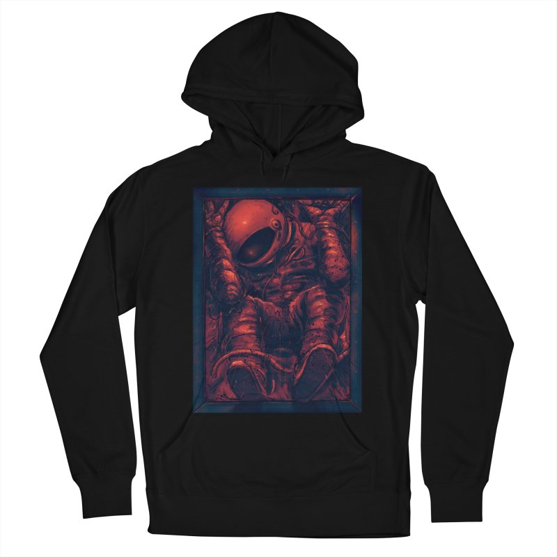Trapped Men's French Terry Pullover Hoody by nicebleed