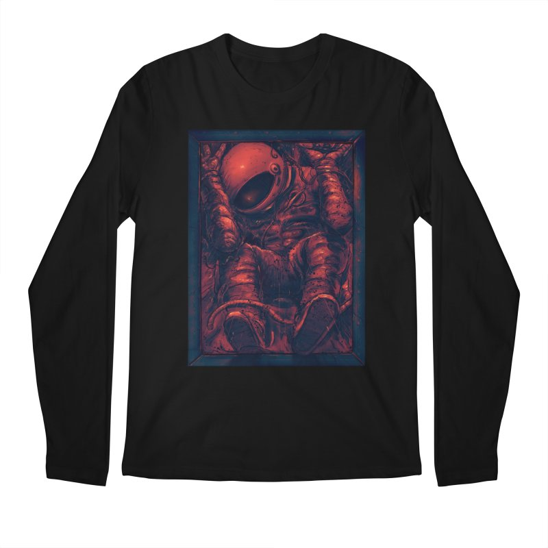 Trapped Men's Regular Longsleeve T-Shirt by nicebleed