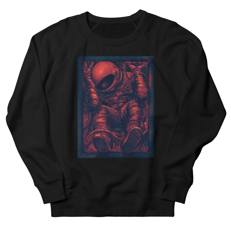 Trapped Women's French Terry Sweatshirt by nicebleed