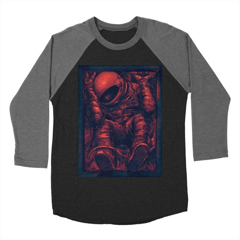 Trapped Women's Baseball Triblend Longsleeve T-Shirt by nicebleed