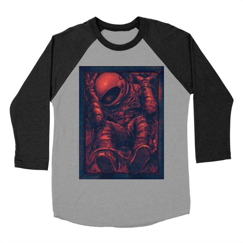 Trapped Men's Baseball Triblend Longsleeve T-Shirt by nicebleed