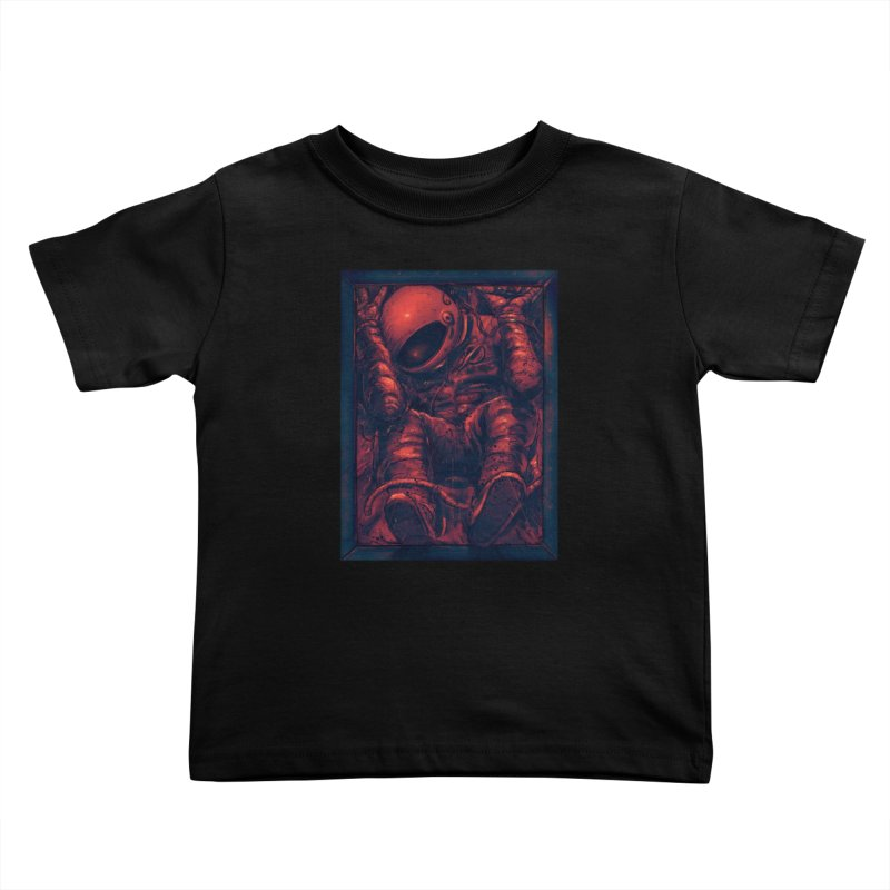 Trapped Kids Toddler T-Shirt by nicebleed